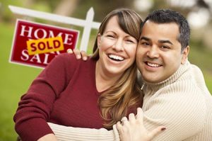 Home buyers who have obtained a mortgage
