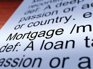 The definition of mortgage